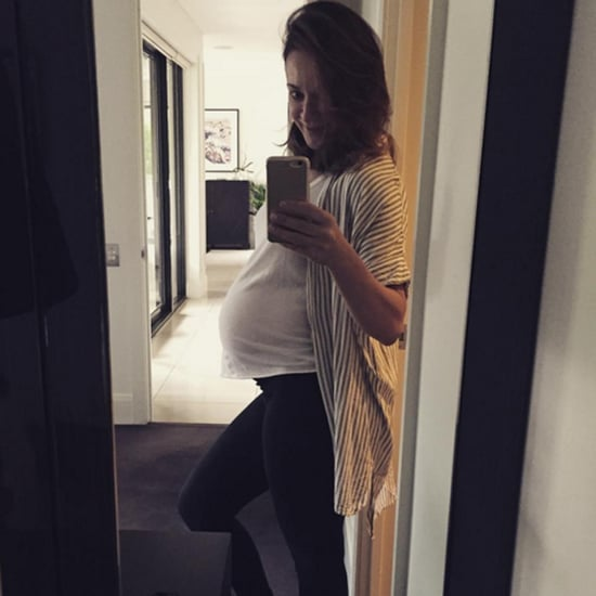 Michelle Bridges Gives Birth to Baby Boy