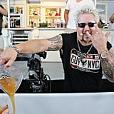 Guy Fieri Rocking It