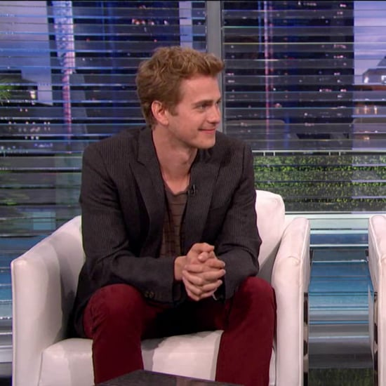 Hayden Christensen Talks About Daughter Briar