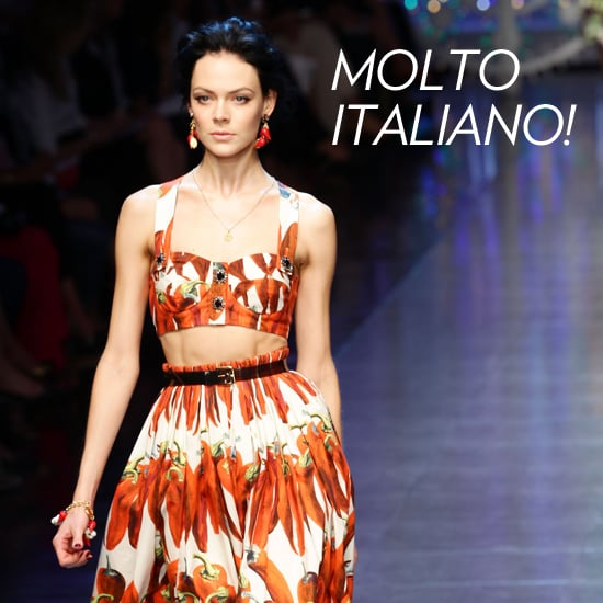 The Sexiest Looks From Milan Fashion Week