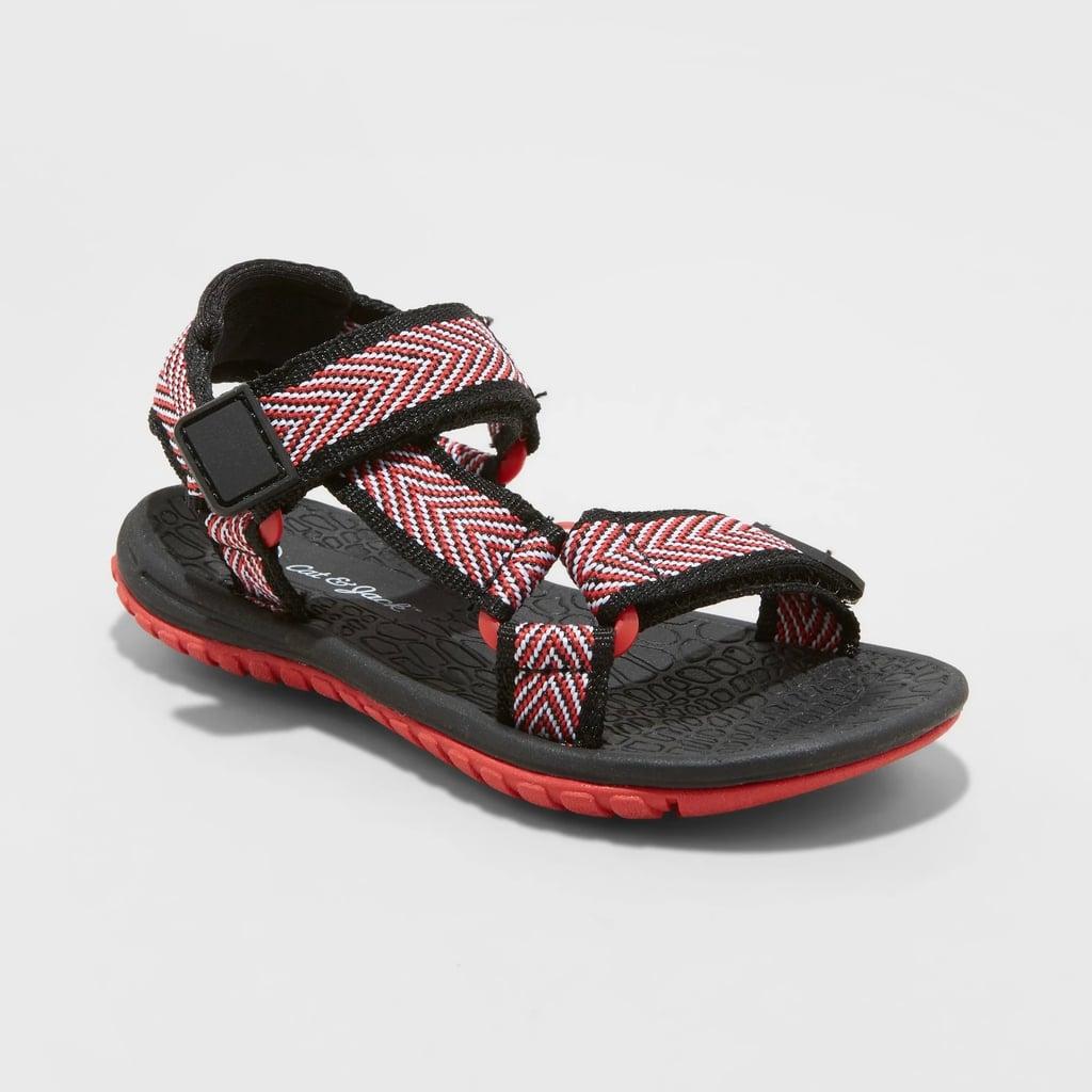 Toddler Boys' Teddy Hiking Sandals