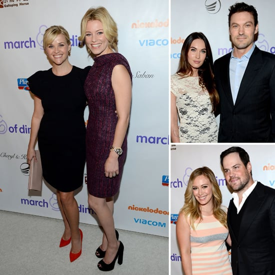 Reese Witherspoon at March of Dimes Event With Megan Fox