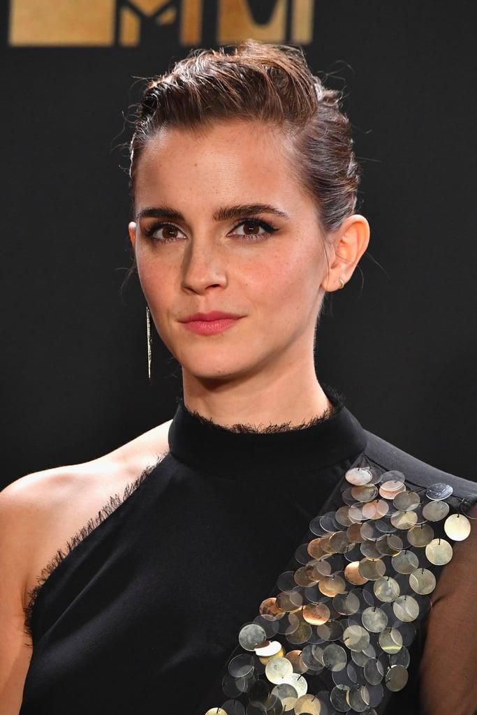Emma Watson Beauty At The Mtv Movie Awards 2017 Popsugar