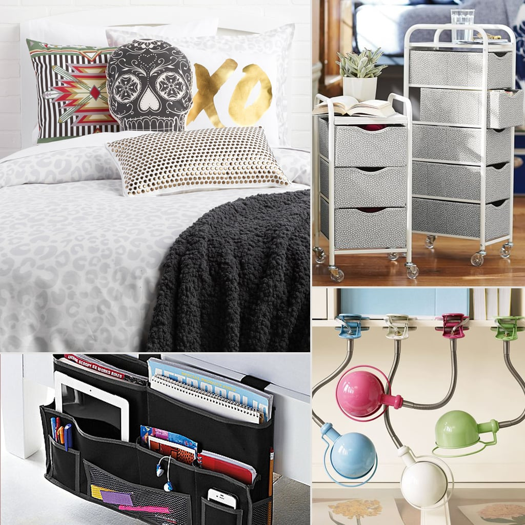 Must Have Dorm Room Decor Essentials Popsugar Moms