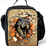 Dinosaur Head Lunchbox