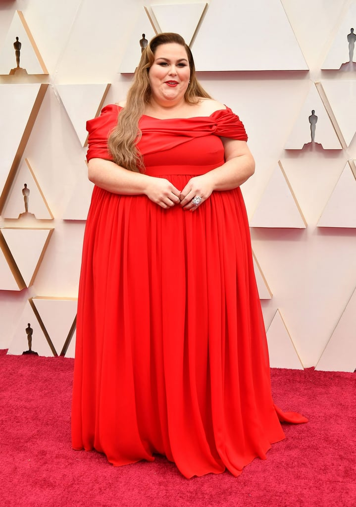 Chrissy Metz at the Oscars 2020