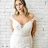 55a9f6ee887 Studio Levana for Lovely Bride wedding dress.