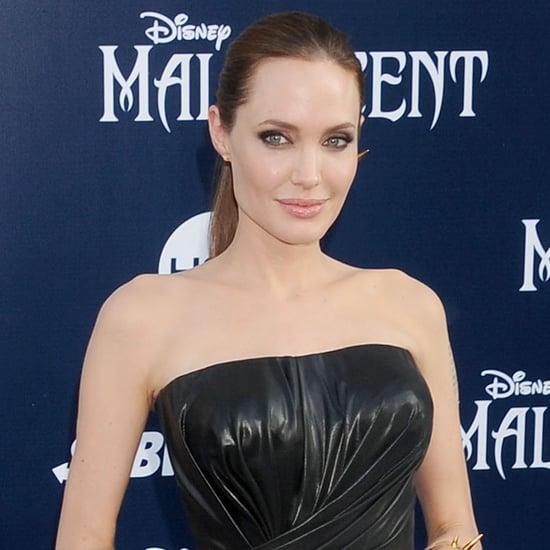 Angelina Jolies düstere Accessoires