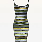 JXJC Juicy Racer Stripe Slip Dress