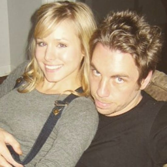 Dax Shepard Kristen Bell Throwback Photo January 2017