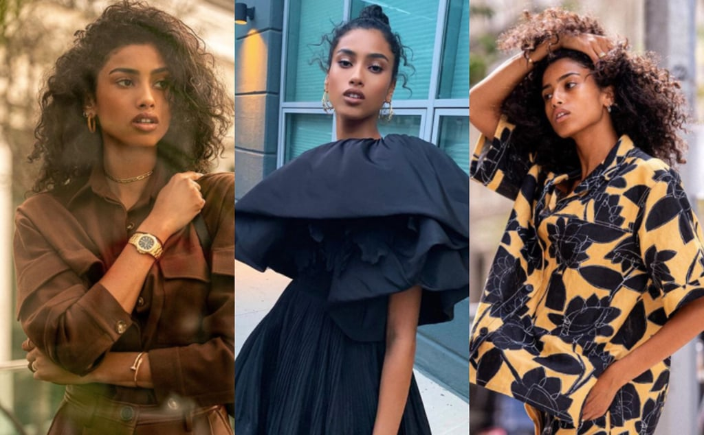 Imaan Hammam Best Fashion Looks