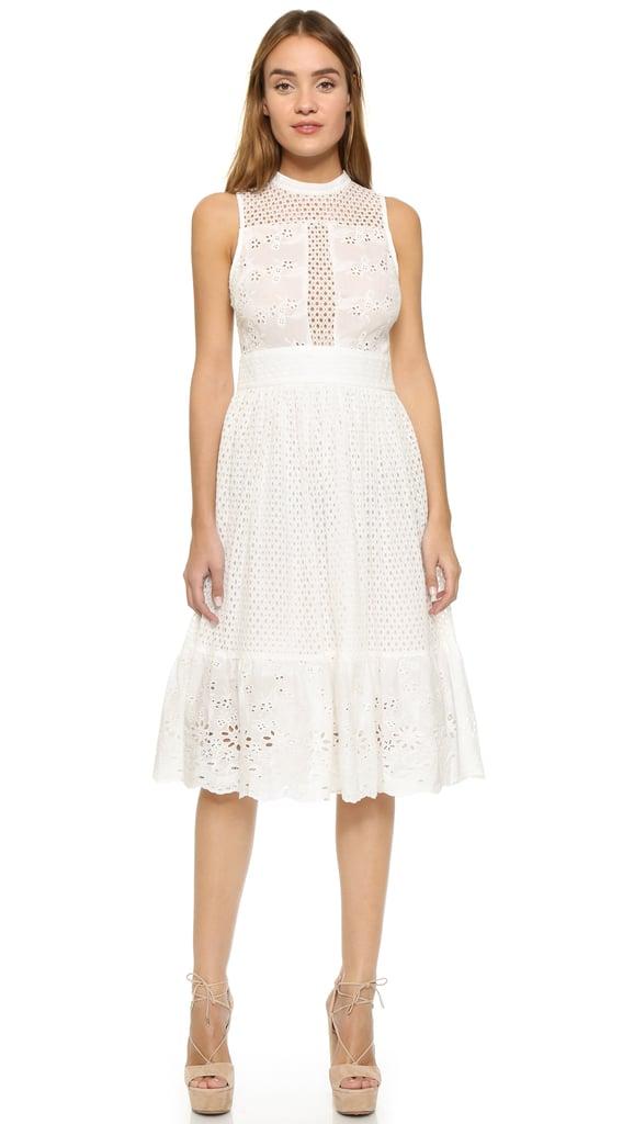 endless rose Swiss Lace Dress ($75)