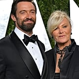 Hugh Jackman and Deborah Lee Furness