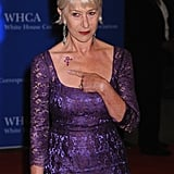 Helen Mirren's Prince Tribute at White House Dinner