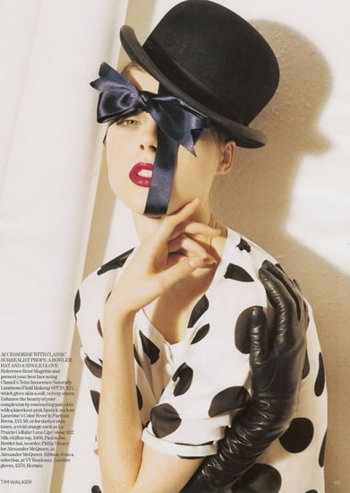 Coco Rocha by Tim Walker for Vogue UK july 09