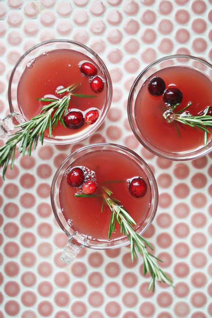 Mistletoe Punch | Christmas Vodka Cocktails | POPSUGAR UK ...