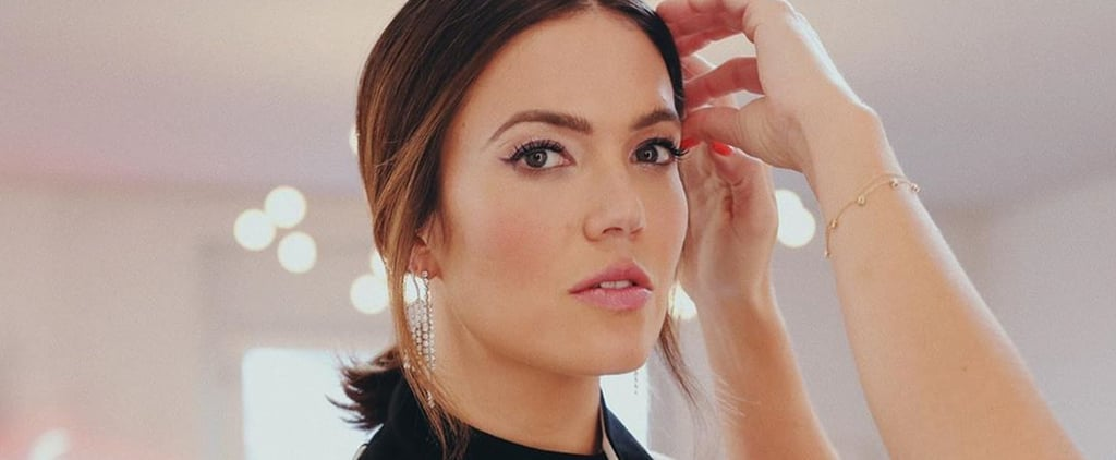 Mandy Moore Autumn Glow Hair Colour August 2019