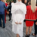 Katy Perry Wearing Rodarte