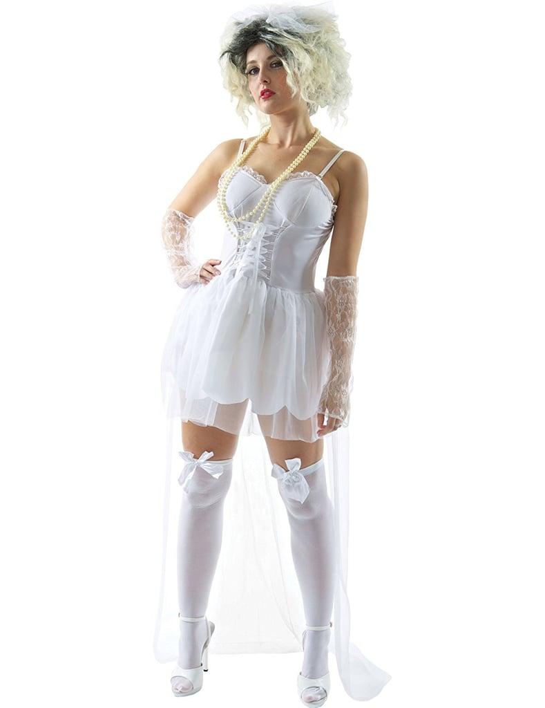 u002780s Pop Bride Costume  sc 1 st  Popsugar & 80s Pop Bride Costume | u002780s Costumes on Amazon | POPSUGAR Smart ...