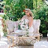 Hunter McGrady's Wedding Photo Shoot