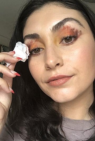TikTok Toilet Paper Makeup Challenge Editor Experiment