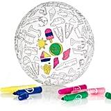 BubaBloon Colour In Balloon Ball Cover
