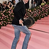 Patrick Schwarzenegger at the 2019 Met Gala