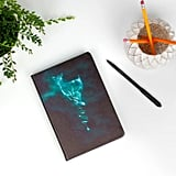 Harry Potter Severus Snape Patronus Notebook and Wand Pen Set