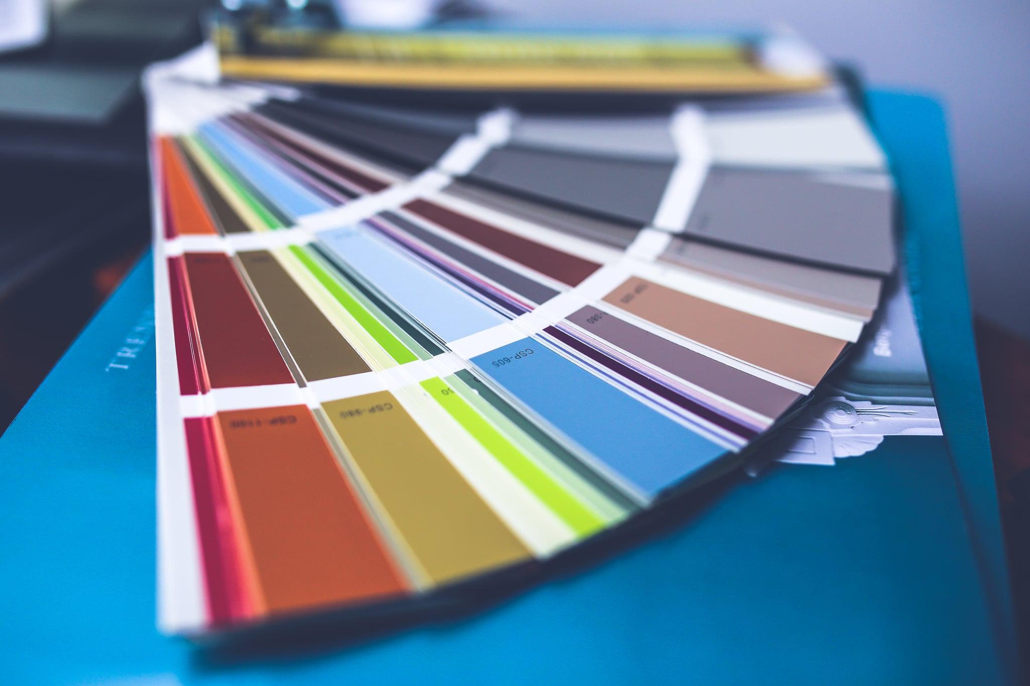 how do paint colors get their names? | popsugar home