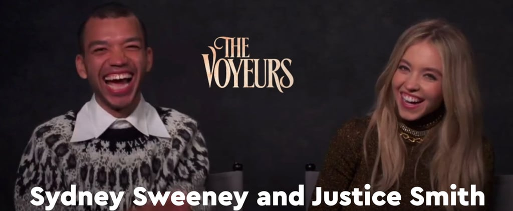 Watch Sydney Sweeney & Justice Smith Play Would You Rather