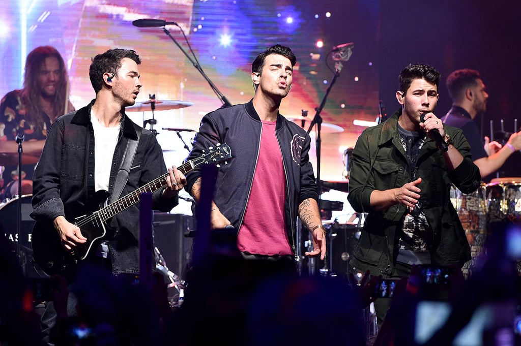 The Jonas Brothers Pandora Concert Pictures August 2019