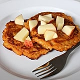 Sweet Potato, Apple, and Cinnamon Pancakes