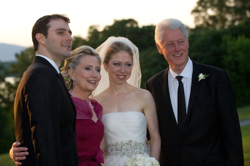 Chelsea Clinton — July 31, 2010