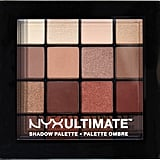 NYX Professional Makeup's Warm Neutrals Ultimate Shadow Palette