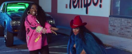 "Lizzo ""Tempo"" Music Video Featuring Missy Elliott"