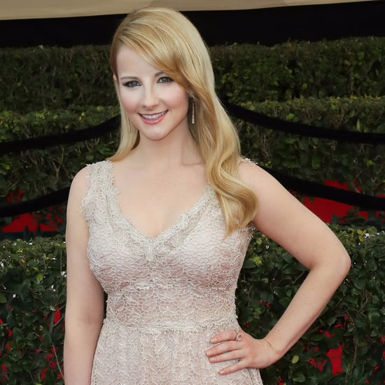 Melissa Rauch Welcomes Baby Girl December 2017
