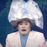 Bowen Yang Is, Once Again, the Highlight of SNL as He Embodies the Titanic-Sinking Iceberg