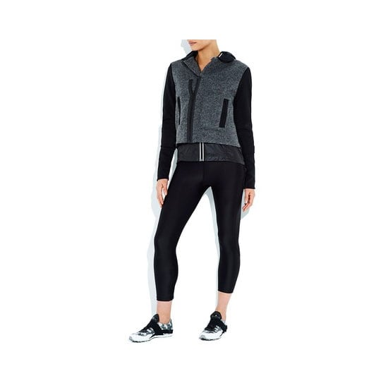 Yes, this outer-shell-cum-jacket is on the pricey side, but everything from Work Out Life is made so beautifully that you'll want to wear it outside the gym, too. Jacket, $619, Stylerunner