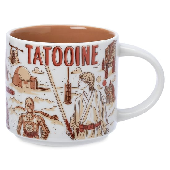 Shop Starbucks's Star Wars Mugs From Disney 2021