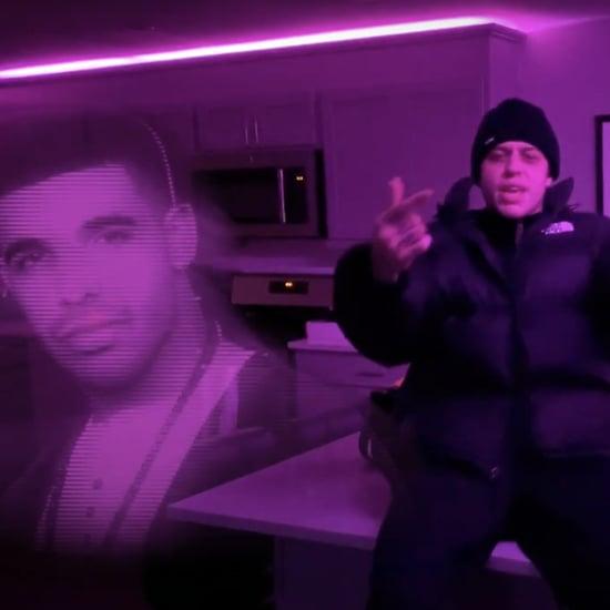 Watch Pete Davidson's Drake Music Video on SNL