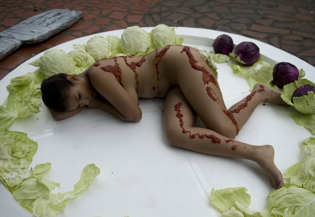 Anti-Meat in Colombia, 2012