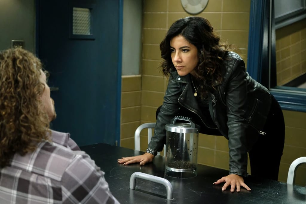 The Best Rosa Diaz GIFs From Brooklyn Nine-Nine