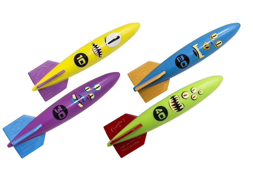 For 6-Year-Olds: Swimways Toypedo Bandits