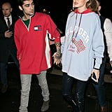 When They Both Wore Their Tommy Gear