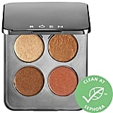 Roen Beauty 75° Warm Eye Shadow Palette