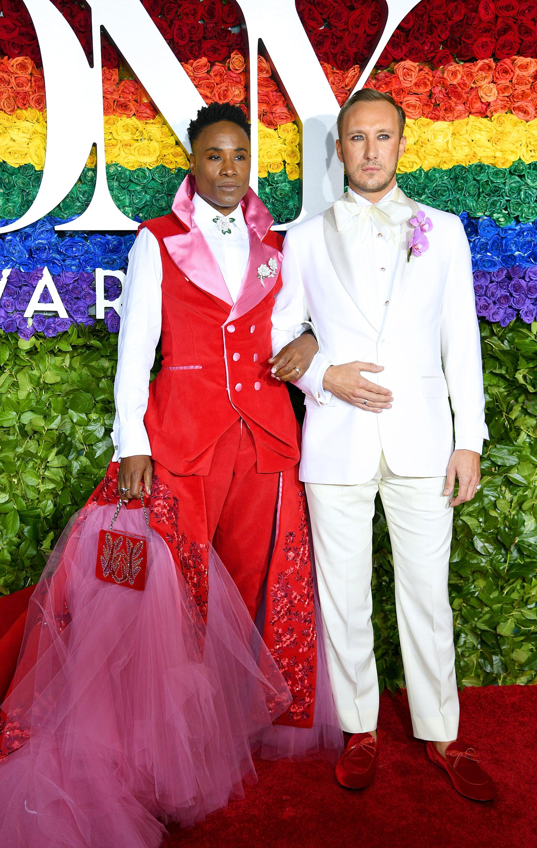 Fashion, Shopping & Style | If I Bow Down to Billy Porter's Tony Awards Skirt, I Might Never Get Back Up | POPSUGAR Fashion Photo 14
