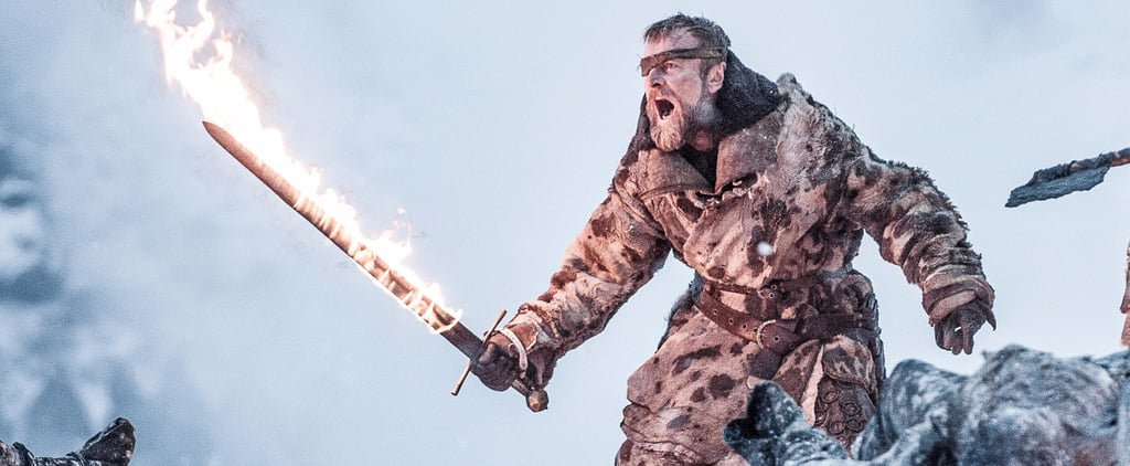The Key to How Beric Dondarrion Makes His Sword Catch Fire