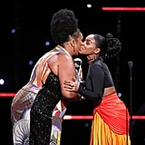 Lizzo and Janelle Monáe at the 2020 NAACP Image Awards