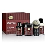 I believe that a man should really luxuriate in shaving every day, and The Art of Shaving Silvertip Badger brush kit in sandalwood ($210) is the best way to stock all of your shaving needs. The silvertip brush will exfoliate your skin, while the aftershave cream will keep your face feeling soft all day long in a scent that is classically masculine.  — Robert Khederian, fashion editorial assistant