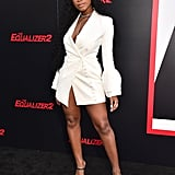 Normani Attends the Premiere of Columbia Pictures's Equalizer 2